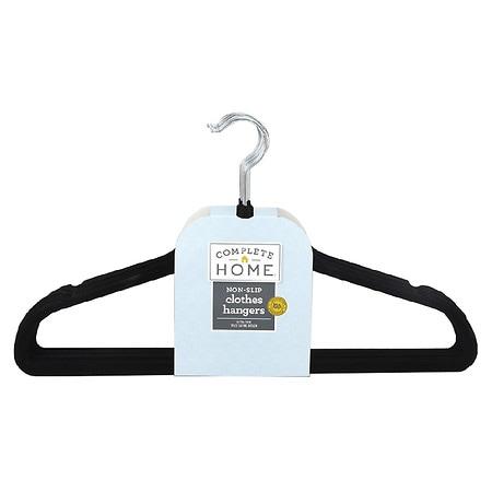 Living Solutions Slip Free Hangers - 10 ea