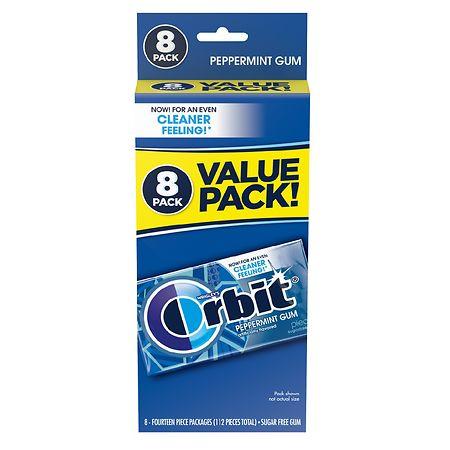 Orbit Gum Peppermint - 14 ea