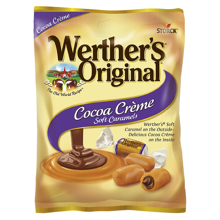 werther s original candy cocoa creme walgreens