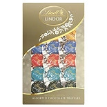 Lindt Lindor Truffles Sample Box Assorted
