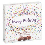 Russell Stover Expressions Candy Box Birthday