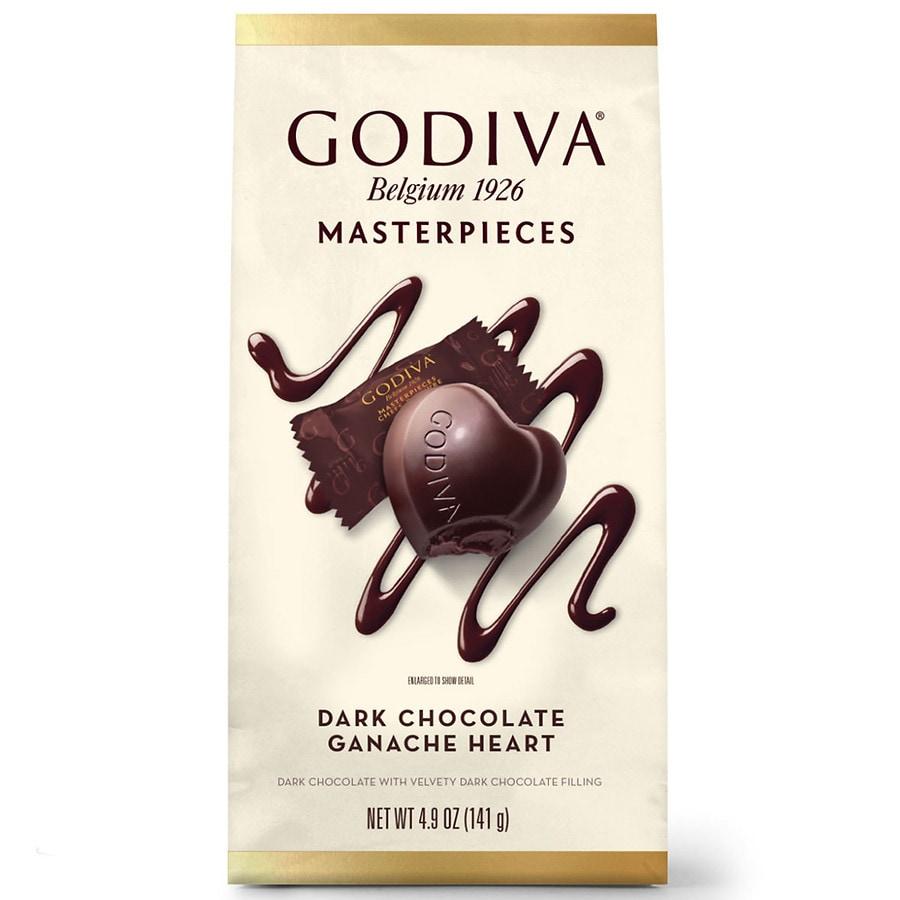 Godiva Masterpieces Chocolate Bar Dark Chocolate Ganache