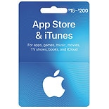 Apple iTunes Gift Card Variable
