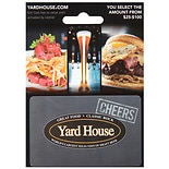 Yard House Gift Card