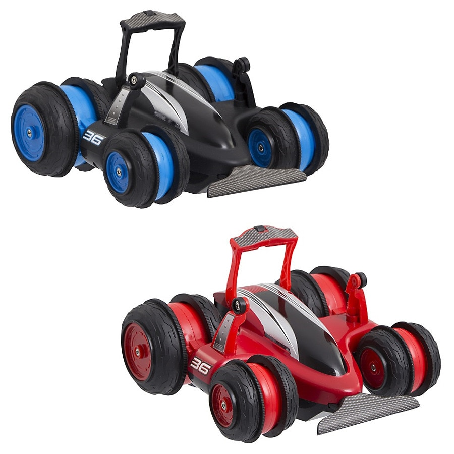 Sharper Image Rc Spin Drifter Assortment Red Or Blue Walgreens