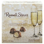 Russell Stover Champagne Chocolates Gold