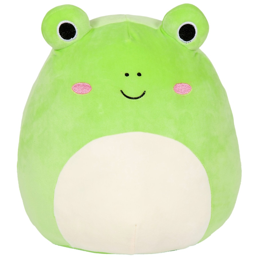 Squishmallow Plush Frog Walgreens