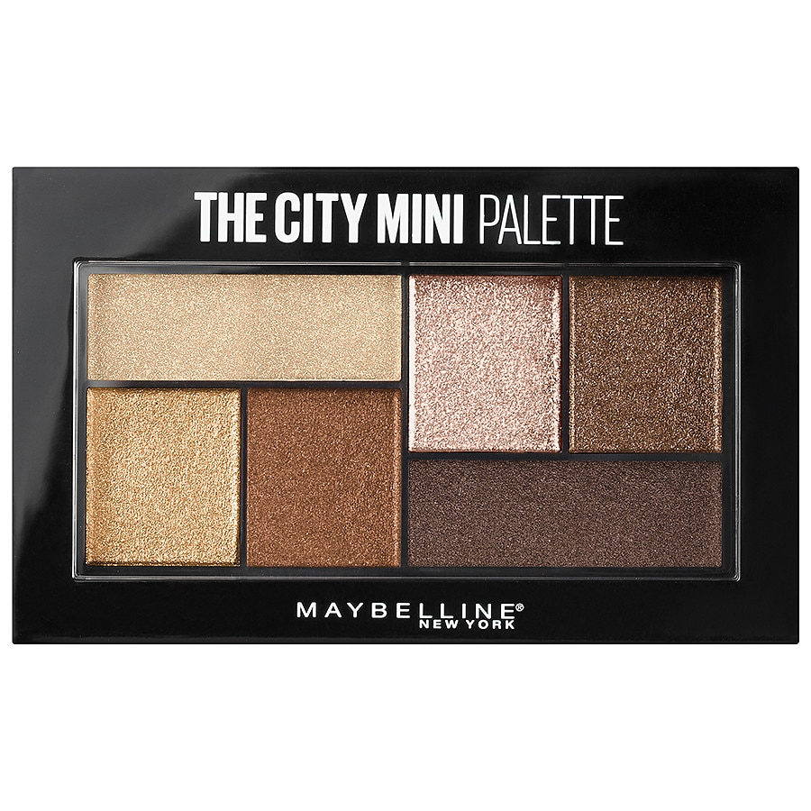 Image result for Maybelline The City Mini Palette