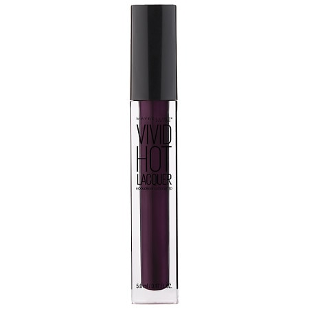 Maybelline Color Sensational Vivid Hot Lacquer Lip Gloss - 0.17 oz.