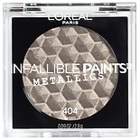 L'Oreal Paris Infallible Paints Eyeshadow Metallics 404 Caged