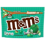 M&M's Chocolate Candies Mint