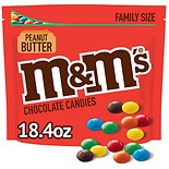 M&M's Candies Peanut Butter