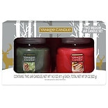 wag-Holiday Candle 2 Pack Balsam & Cedar/ Sparkling Cinnamon