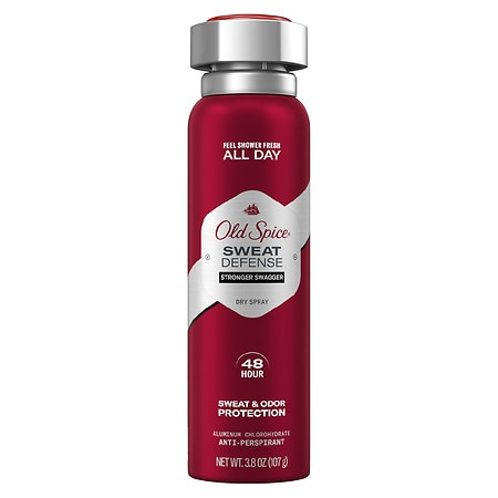 Old Spice Invisible Spray Antiperspirant & Deodorant Swagger - 3.8 oz.