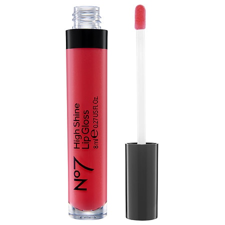 No7 High Shine Lip Gloss - 0.3 ea