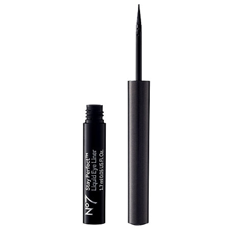 No7 Stay Perfect Liquid Eyeliner - 0.05 oz.