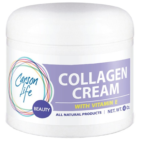 Carson Life Anti-Aging Night Cream with Vitamin A Lavender - 4 oz.