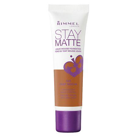 Rimmel Stay Matte Liquid Mousse Foundation - 1 oz.