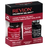 Revlon ColorStay Gel Envy Longwear Nail Enamel Kit 755 Queen Of Hearts