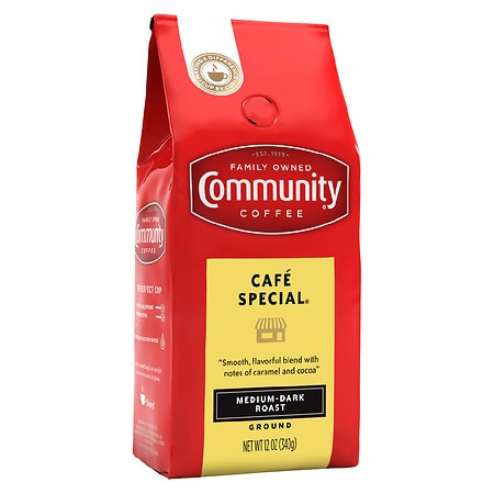 Community Coffee Cafe Special Ground Coffee - 12 oz.