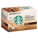 Starbucks Coffee K-Cup Pods Hazelnut