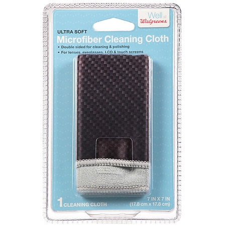 Walgreens Double-Sided Cleaning Cloth - 1 ea