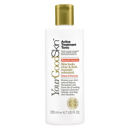 Yourgoodskin Acne Clearing Active Treatment Tonic 6.7 Oz.