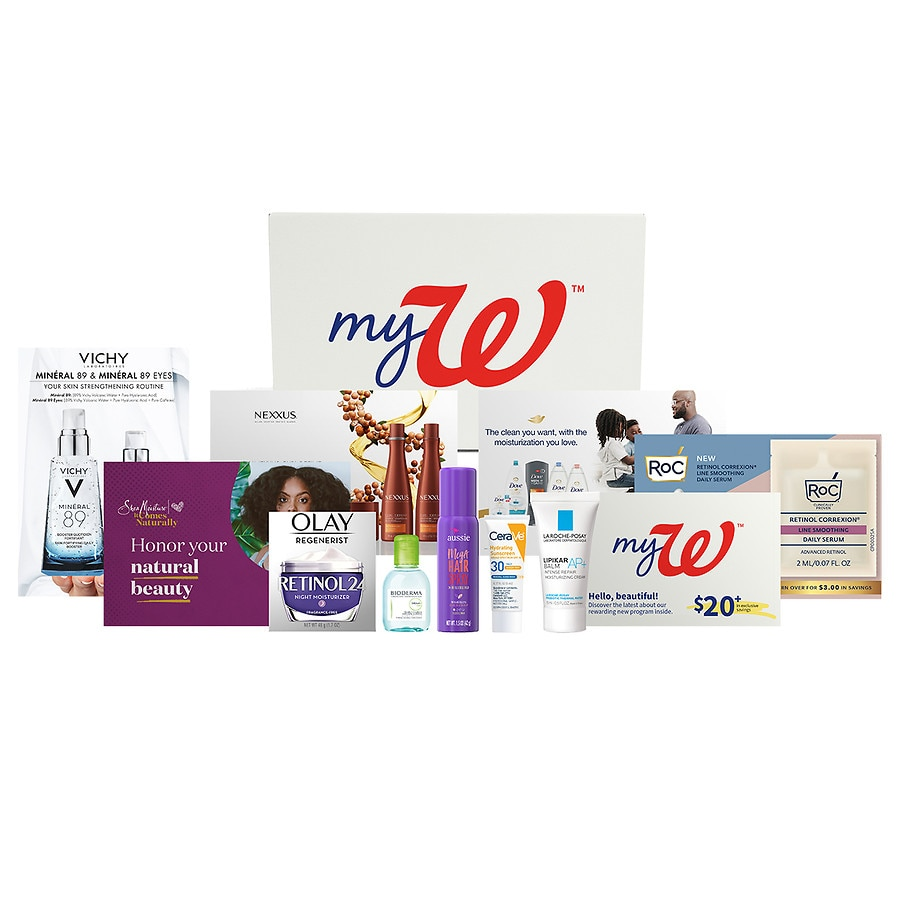 Walgreens Employee At Home >> Beauty Enthusiast Sample Bag