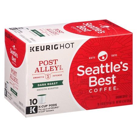 Seattle S Best Coffee Upc Amp Barcode Upcitemdb Com