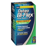 Osteo Bi-Flex Herbal Formula With Turmeric Vegetarian Capsules Triple Strength