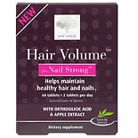 New Nordic Hair Volume Plus Nail Strong Tablets