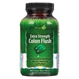 Irwin Naturals Colon Flush Softgels Extra Strength