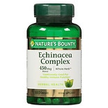 Nature's Bounty Echinacea & Elderberry Capsules