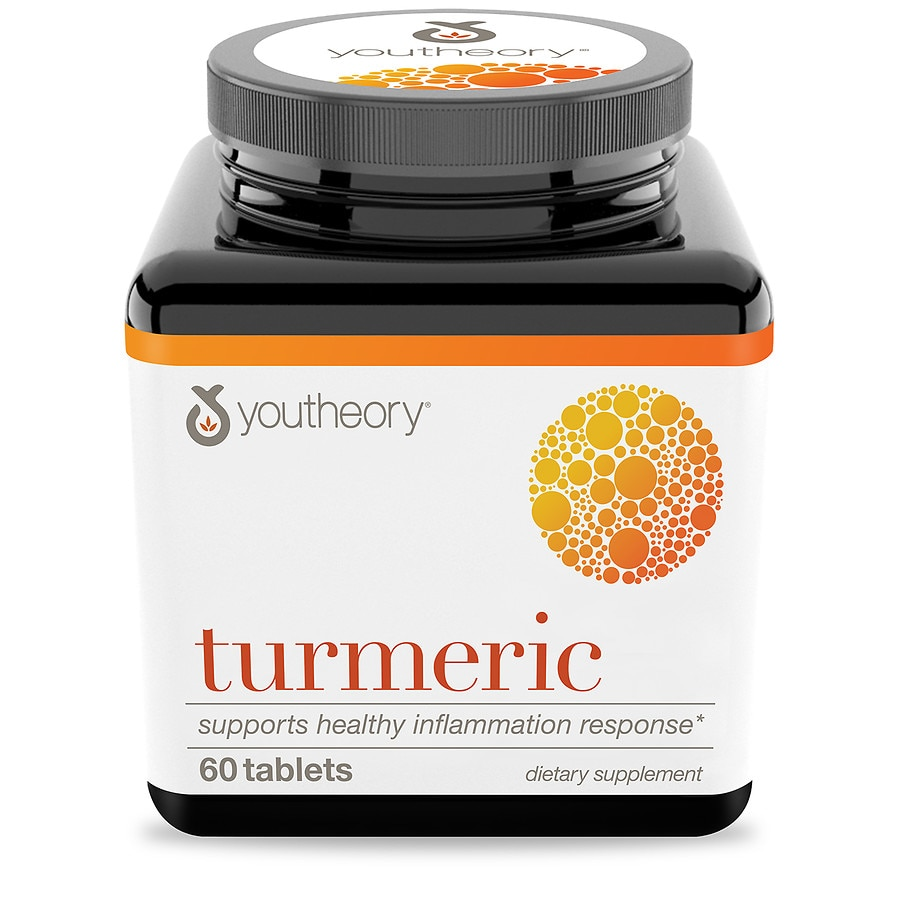 Youtheory Turmeric Tablets