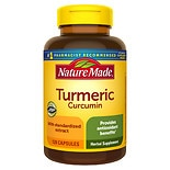 Nature Made Turmeric Capsules