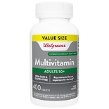 Walgreens Adult 50+ Multivitamin