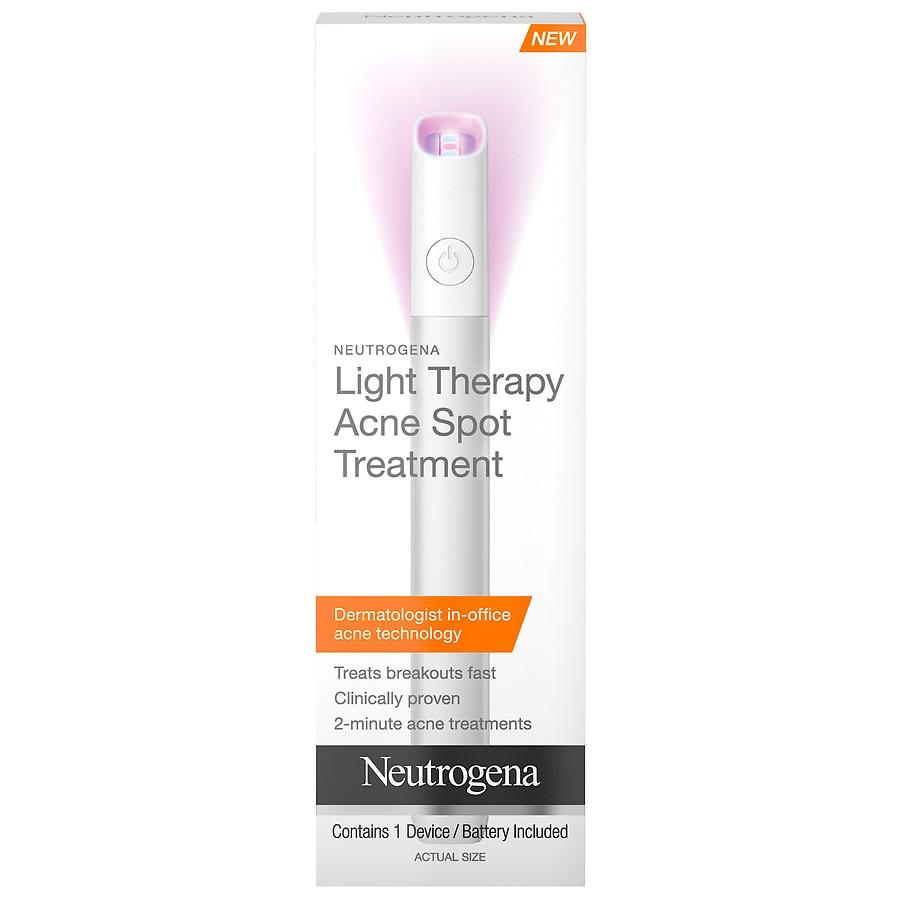 Neutrogena Light Therapy Acne Spot Treatment For Sensitive Skin