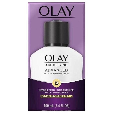 Olay Age Defying Advanced Hydrating Moisture Wipes SPF15 - 3.4 oz.