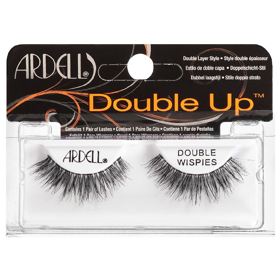 a8f7a27e611 Ardell Double Up Double Wispies Lashes | Walgreens
