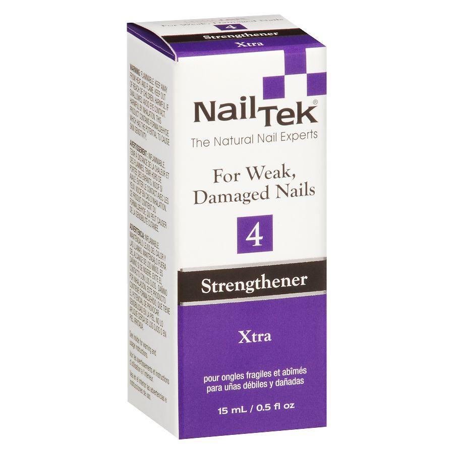 Nail Tek Xtra Treatment For Weak, Damaged Nails | Walgreens