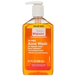 Well at Walgreens Oil-Free Acne Wash