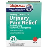 Walgreens Antibacterial Plus Urinary