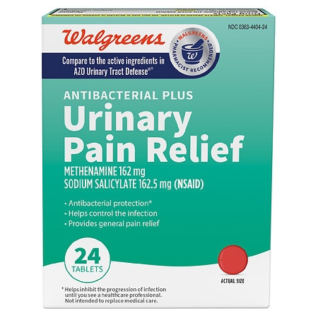 Image of Well at Walgreens Antibacterial Plus Urinary - 24 ea