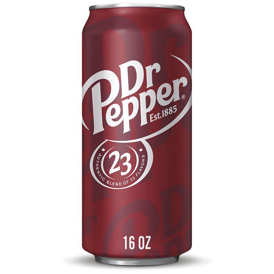 Dr Pepper Soda Walgreens
