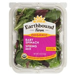 Earthbound Farms Half And Half Salad