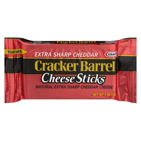 Cracker Barrel Cheese Stick - 1 oz.