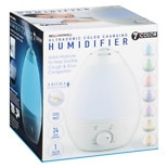 Bell+Howell Color Changing Humidifier