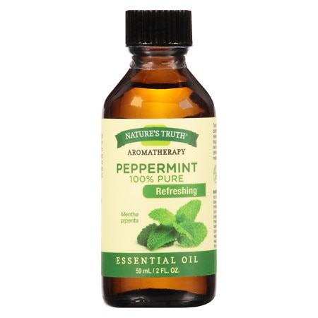 Nature's Truth Nature's Truth Essential Oil Peppermint, Peppermint - 2 oz.
