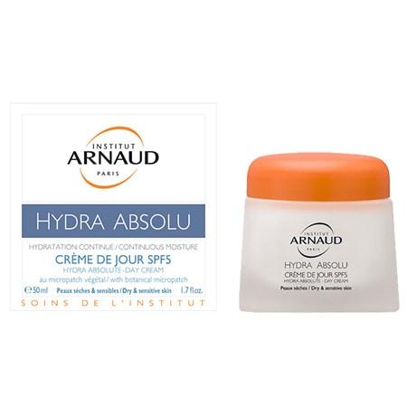 Image of Institut Arnaud Paris Hydra Absolu - Hydra Absolute Day Cream Dry Sensitive Skin - 1.7 oz.
