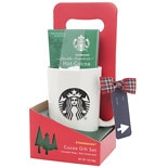 Starbucks Black Siren Mug with Cocoa Mix Gift Set